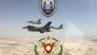 Photo of Katar askeri uçakları Türkiye'den uçabilecek