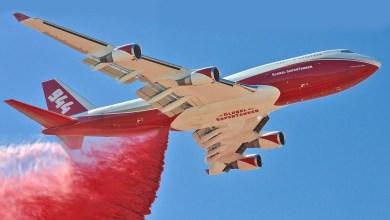 Photo of Yangın söndürme 747 uçağı satıldı