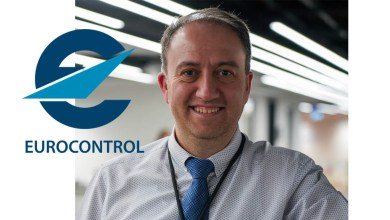 Photo of İsmail Polat Eurocontrol'de