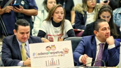 Photo of Se presentará proyecto de ley ante el Congreso de la República que legalizaría cadena perpetua
