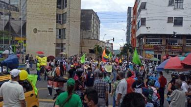 Photo of Balance positivo dejaron las manifestaciones del '21S' en el Tolima