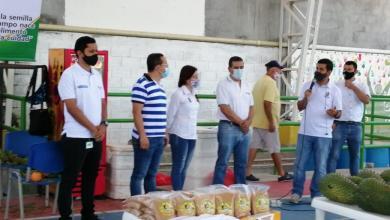 Photo of Más de 2 toneladas se vendieron en el Mercado Campesino Virtual de Mariquita