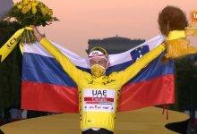 Photo of Tadej Pogacar es el nuevo Rey del Tour de Francia