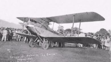 Photo of El primer vuelo postal hacia Ibagué