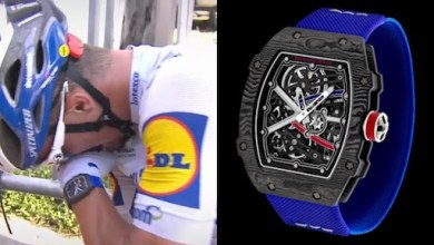 Photo of ¿Qué tal el reloj con el que corre Julian Alaphilippe?