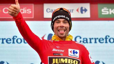 Photo of Roglic el nuevo líder de La Vuelta España