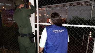 Photo of Autoridad sanitaria cerró importante restaurante de la ciudad