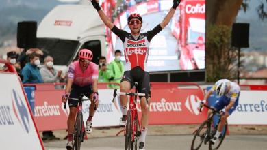 Photo of Tim Wellens ganó la etapa número 14 en La Vuelta España