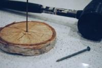 Wooden Incense Burner  Live By D.I.Y.