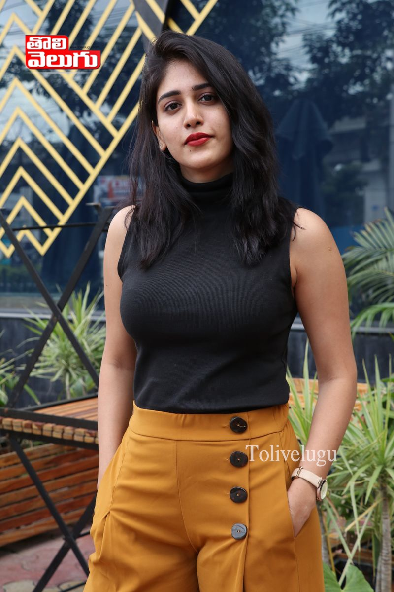 actress chandini chowdary latest hot photos