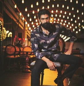 Daggubati-Mega Project In Making..?