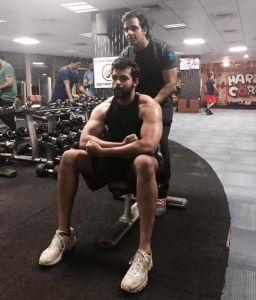 mega prince varun tej six pack look for his new movie boxer