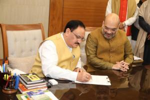 Team Nadda All Set: BJP Chief Announces The New National Office-Bearers
