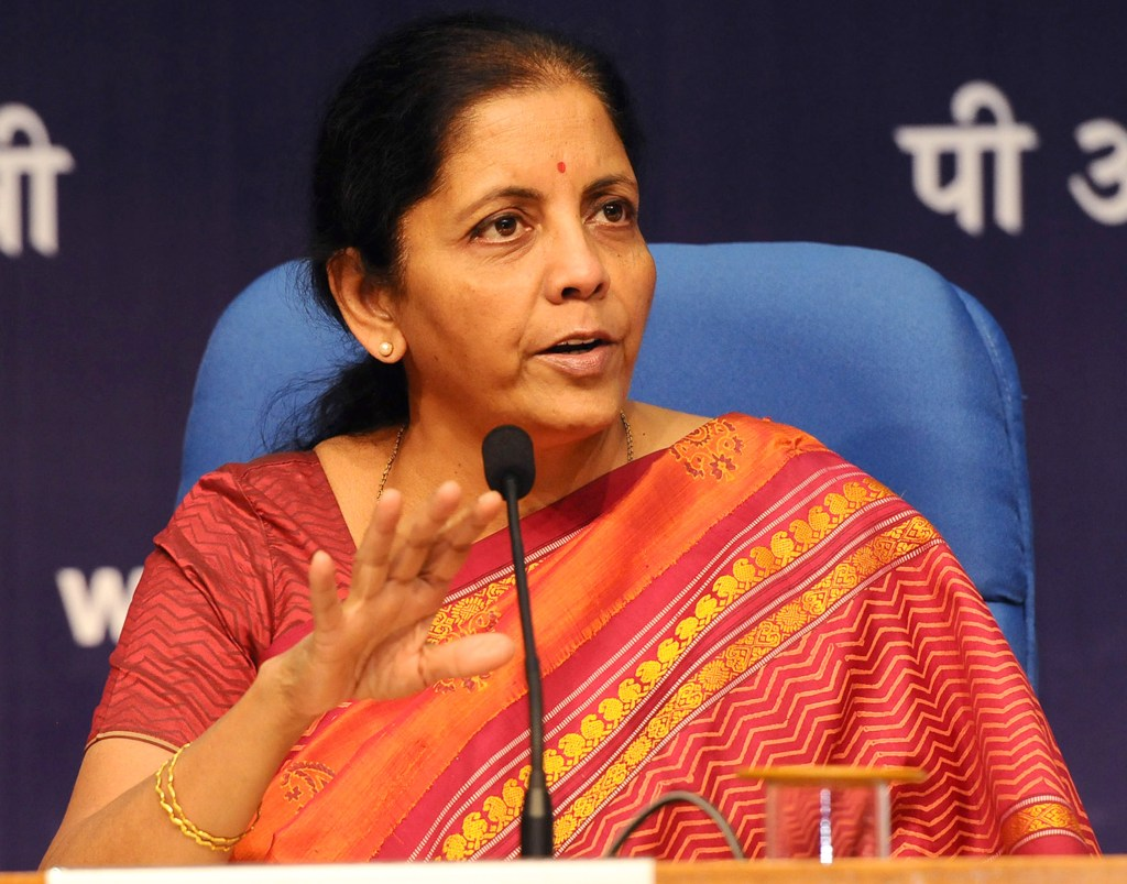 Special Story On Finance Minister Nirmala Sitharaman