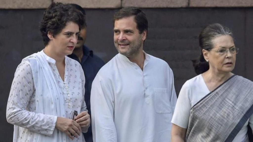 Rahul GAndhi president