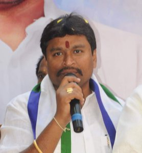 Minister Vellampalli Tests Positive, Tensions At CM Jagan Contingent