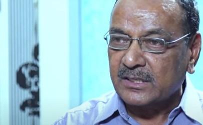 Retired IAS officer K Prabhakar Reddy