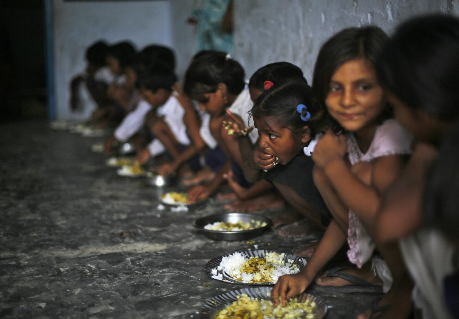 Food insecurity may be damaging Indian children's abilities — Quartz India