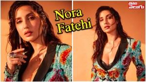 Bollywood Beauty Nora Fatehi Latest Glamorous Photoshoot