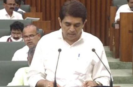 Highlights Of AP Finance Minister Budget Session 2020-2021 Highlights Of AP Budget 2020-2021