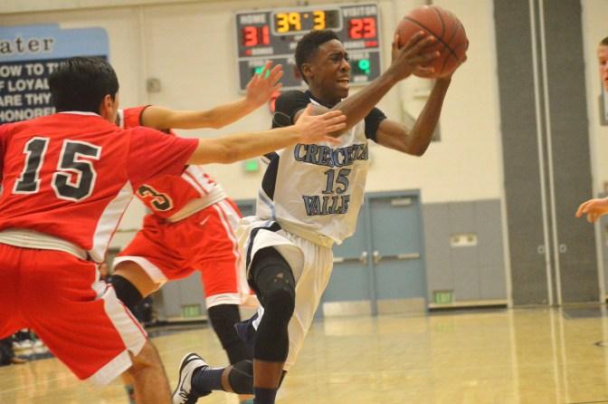 Journey Shank, Crescenta Valley basketball