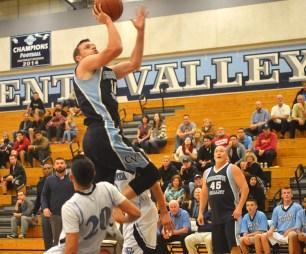 Matt Oliver, Crescenta Valley alumni game