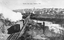 Rivière-du-Loup station en 1912.Credit: J.E. Mercier / Bibliothèque et Archives Canada /No. MIKAN: 3261077