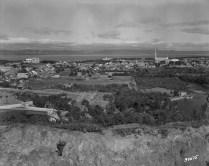 Rivière-du-Loup en 1937. Crédit: Bibliothèque et Archives Canada. No MIKAN: 3348235
