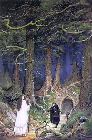 Aredhel Ted Nasmith