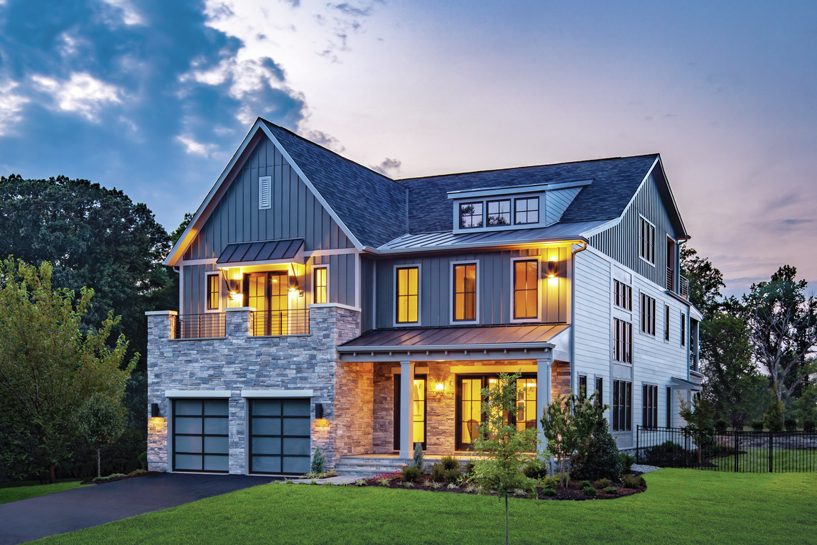 24 Trendy Modern Farmhouse Exterior Styles Build Beautiful