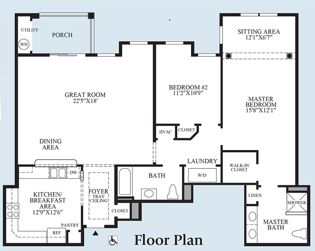 Richmond American Homes Old Floor Plans