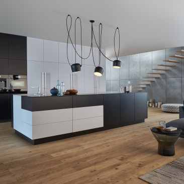 Modern Handleless German Kitchen