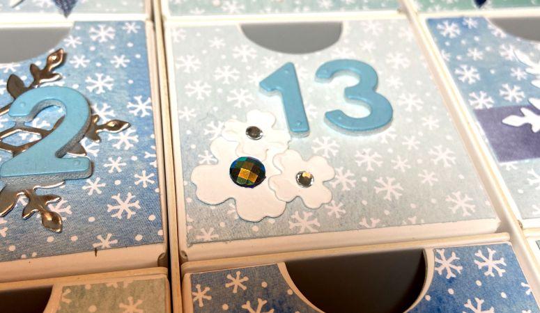 Snowflake Wishes Christmas Countdown