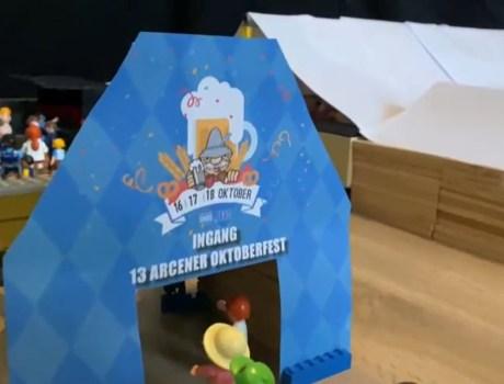 Oktoberfeest Arcen 2020 miniatuur