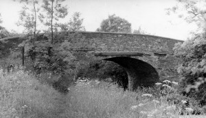 Bridge on Tollerton Lane