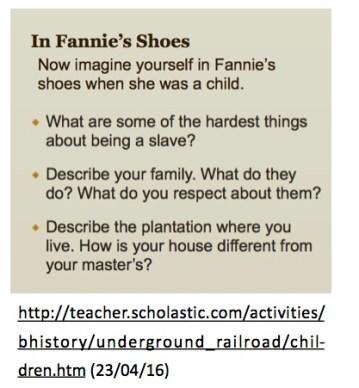 bild growing up in slavery