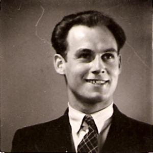Jack as a young man