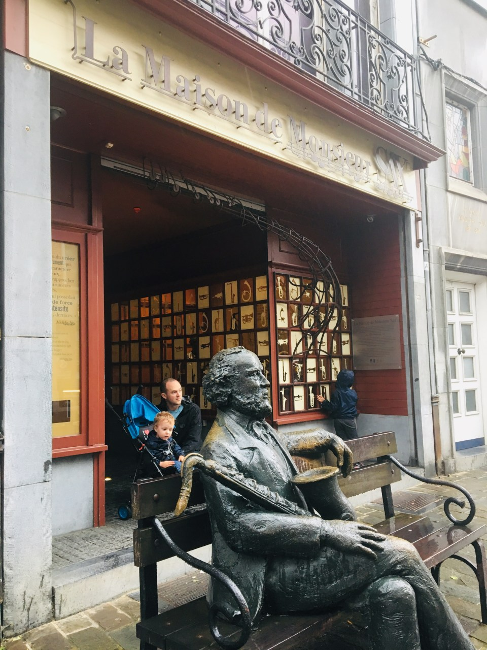 Dinant Belgium Adolphe Sax