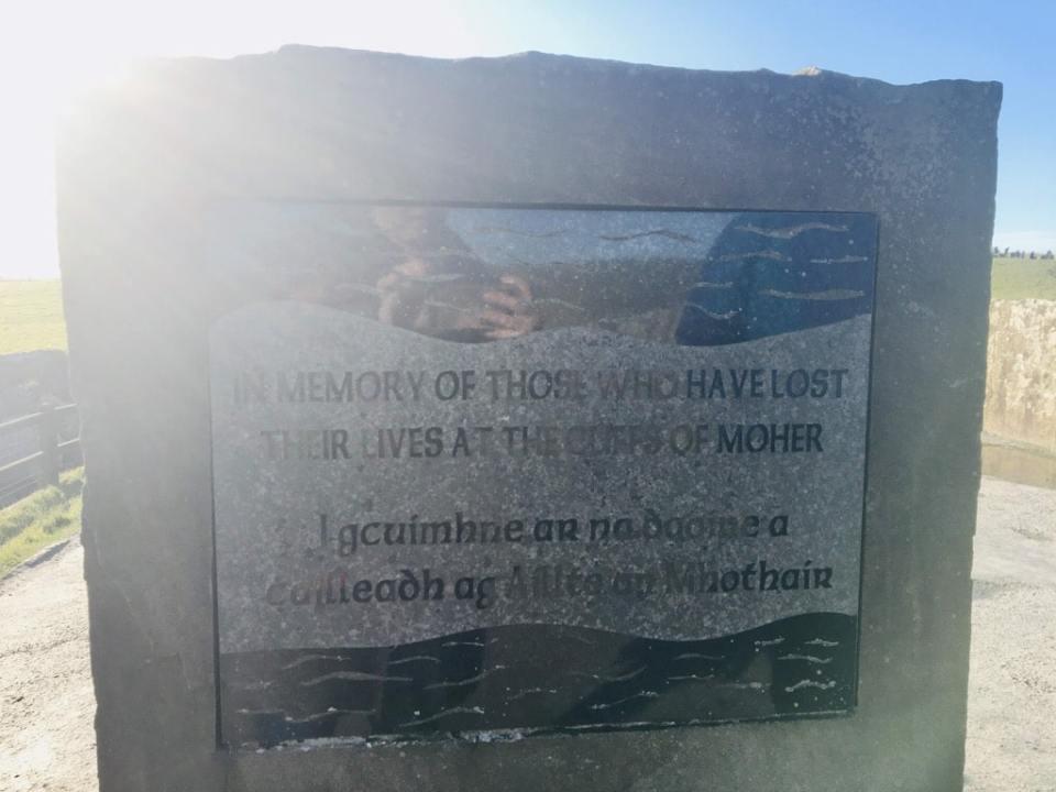 Cliff of Moher, Dublin Ireland