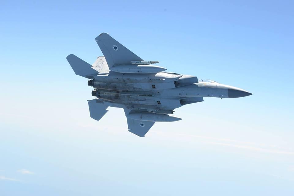 """""""La Fuerza Aérea de Israel atacó en los suburbios de Damasco"""""""