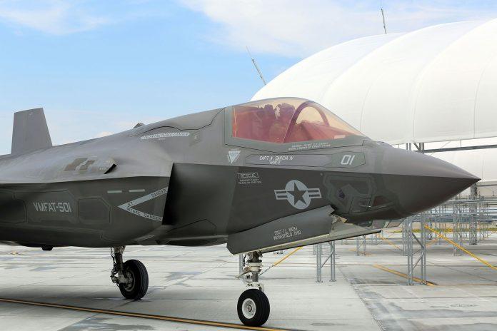 Estados Unidos desplegará aviones de combate F-35 de Lockheed Martin en Europa