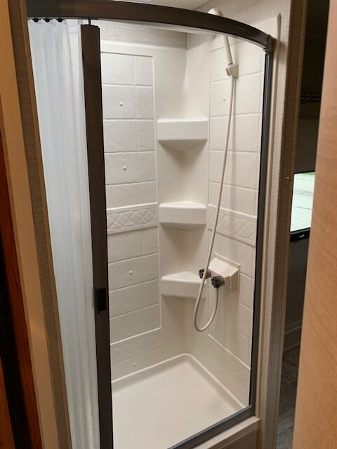 2017 Jayco Redhawk 29XK Shower