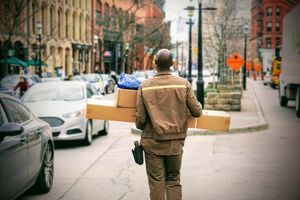 What's in your package? The undesirable things in life