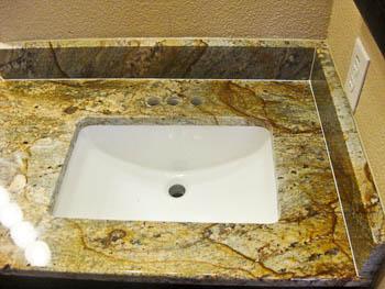 hahn kitchen sinks fisher faucets undermount bathroom rectangular | my web value