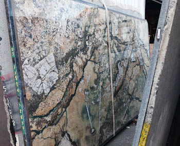 onyx kitchen backsplash rustic lighting ideas barricato granite slab for a island
