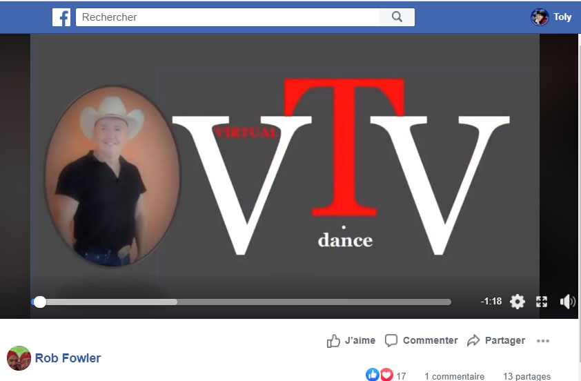 VTV La chaine TV de Rob Fowler et Guylaine Bourdages