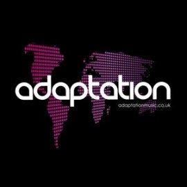 Adaptation Music show #125 mixed by Tom Conrad & Yoshi Horino
