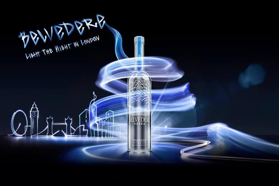 Belvedere Kampagne mit Lichtfaktor Köln