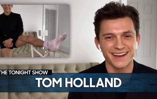 Tom on 'The Tonight Show with Jimmy Fallon'