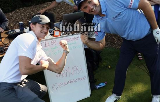 Tom Attends the BMW PGA Championship